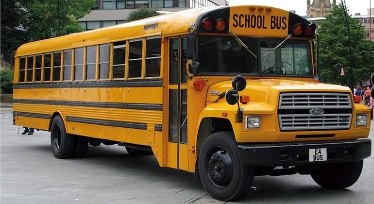 Bus Escolar Usa Ainhoa